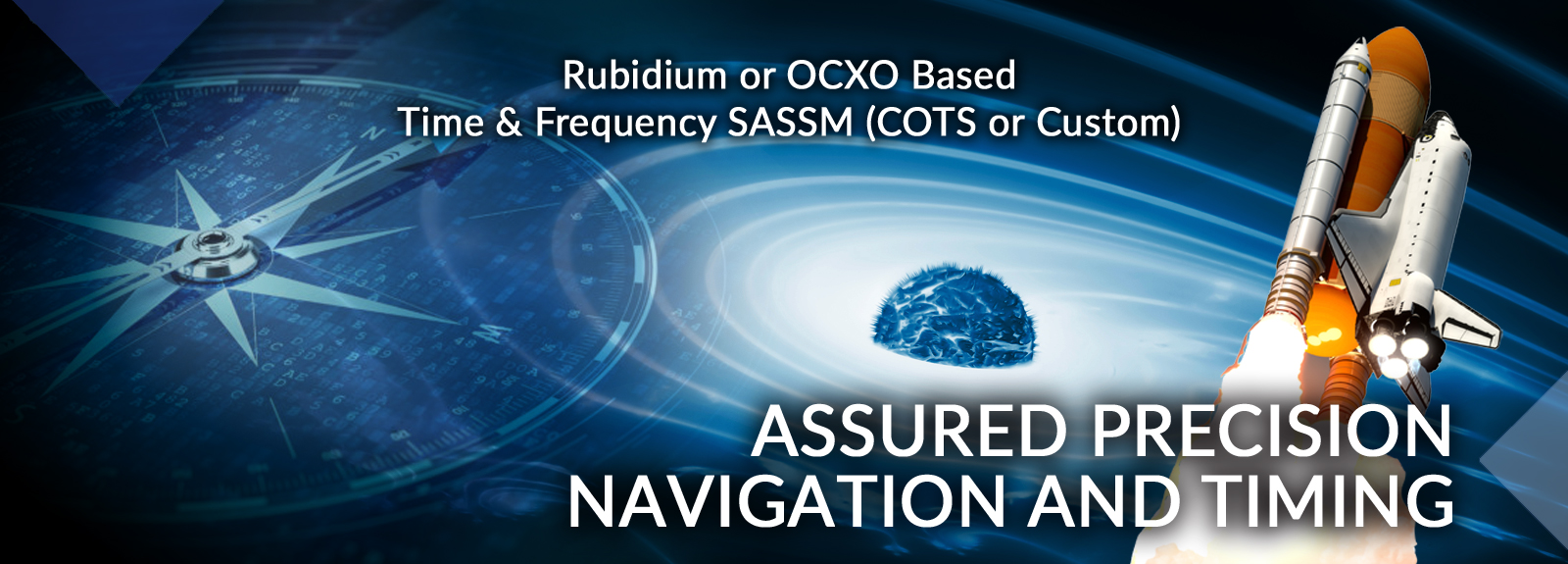 assured precision navigation timing